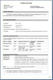 free sle resume in word format 2 best resume format for freshers pdf niveresume