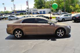 2008 Chevrolet Malibu Lt Brown Sedan Sale