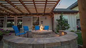 townsend backyard kitchen and outdoor living space youtube