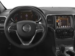 grey jeep grand cherokee interior 2017 jeep grand cherokee price trims options specs photos