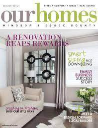 kitchen reno becomes whole house redo our homes magazine