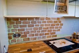 brick veneer backsplash pictures backyard decorations by bodog