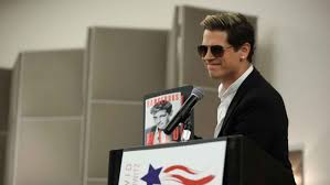 David Horowitz Introduces Milo At Freedom Center Book Launch