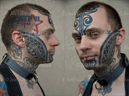 star and tribal face tattoo star face tattoo pinterest face