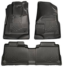nissan rogue all weather mats 2010 2017 chevy equinox husky liners weatherbeater floor liners