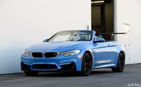 Bmw M3 Hardtop Convertible - yas marina blue bmw m4 convertible has a huge trunk wing to boast