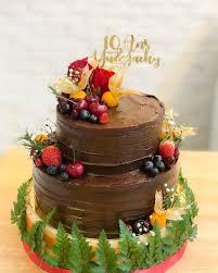 cuisine et patisserie moelleux au chocolat for 10 ans by lanna patisserie เช ยงใหม