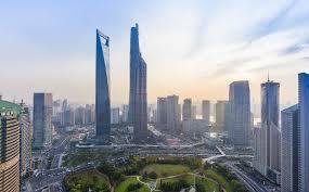 new centre launch shanghai pudong shanghai world financial