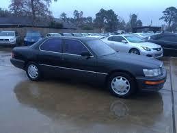lexus ls400 wheels 1993 used lexus ls 400 at car guys serving houston tx iid 14579987