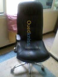 ouedkniss mobilier de bureau visuel chaise de bureau ouedkniss