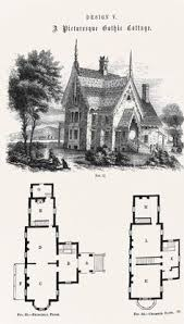 Victorian Home Floor Plan Plan 152 George F Barber Homes Matched Up Complete