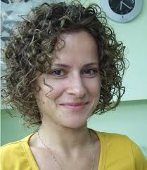 images of short hair styles with root perms 7 short curly haircuts for round faces short curly haircuts