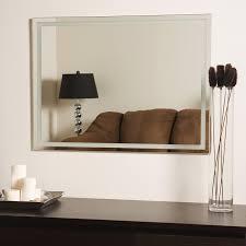 amazon com decor wonderland frameless etch mirror home u0026 kitchen