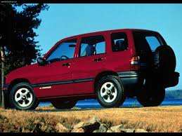 chevrolet tracker 1999 picture 15 of 20