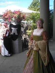 Queen Anne by Arwen Mcgilvra Historical Impersonator Queen Anne