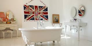 English Bathroom Celebrate The Royal News With Proper English Bathroom Accents