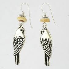 laurel burch earrings laurel burch laurel burch lorikeet pewter antiqued silver bird
