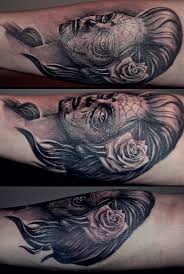 100 day of the dead rose tattoo day of the dead day of the