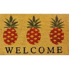 Pineapple Outdoor Rug Doormats Joss U0026 Main