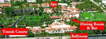 Inside Donald Trump S House Exclusive Photos Of Donald Trump U0027s Giant Palm Beach Estate
