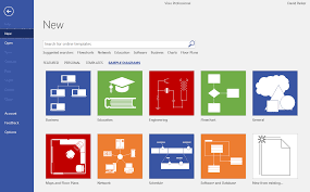 Visio Office Floor Plan Template Visio Pro For Office365 Partner Templates Bvisual For People