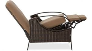 Reclining Patio Chair Wicker Reclining Patio Chair 1000 Images About Patio Review