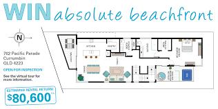 rsl draw 321 3 3m currumbin beach house floor plan level 2