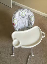 fisher price spacesaver high chair bll26 fisher price