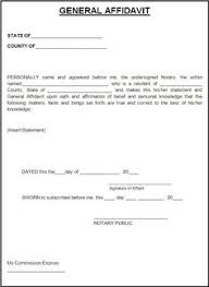 Certification Letter For Name Change Joint Affidavit For Change Of Name After Marriage Marriage