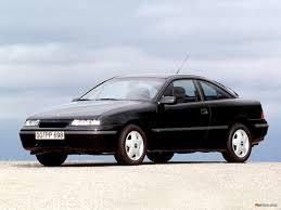 opel calibra turbo 1993 opel calibra partsopen