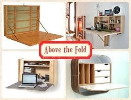 fold out wall desk diy folding desk step 7 diy foldable wall desk shopvirginiahill com