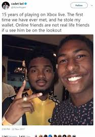 Online Friends Meme - dopl3r com memes cadet kel follow 岁 victorpopeir 15 years of