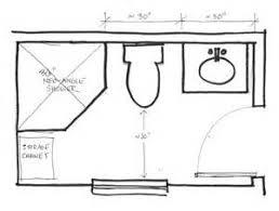 Bathroom Floor Plans Small Gorgeous 30 Small Bathroom 5 X 5 Decorating Inspiration Of