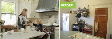 kitchen renovation features austin inset cabinets