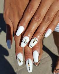 25 best ideas about foil nails on pinterest foil nail designs