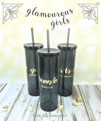 bridesmaid cups the 25 best bridesmaid cups ideas on brides