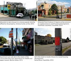 credit foncier si e social geography of estate prices in mexico city variability and