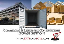 Rent Storage Container - blog storage container for a construction site
