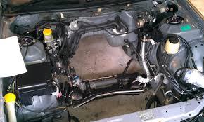 nissan cima engine s15 spec r vq30det conversion