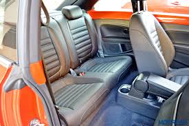 volkswagen bug 2016 interior new 2016 volkswagen beetle 1 4 tsi dsg india review period drama