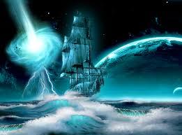 halloween wallpaper ghost ship