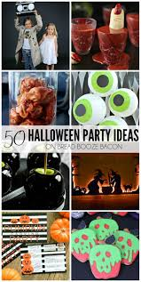50 halloween party ideas bread booze bacon