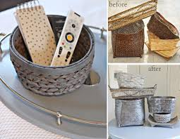 spray paint wicker basket gray u2014 jessica color diy spray paint