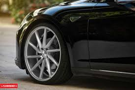vossen wheels tesla model s vossen cvt