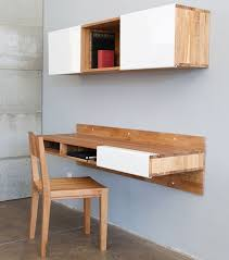 Wooden Wall Shelf Designs by Best 25 Wall Mounted Desk Ideas On Pinterest Space Saving Desk