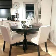 kitchen table ideas for small spaces the best narrow dining table for a small room rottypup