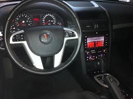 2008 pontiac g8 gt white on black leather ls1tech camaro