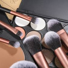 professional makeup tools new ovonni 24pcs makeup brushes set kit tools cosmetic foundation