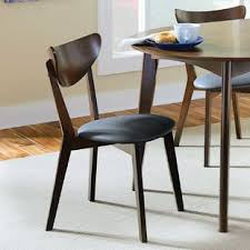 Dining Chairs Wood Wood Kitchen Dining Chairs You Ll Wayfair
