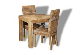 small table with two chairs light dakota small table and 2 chairs rattan dining chairs